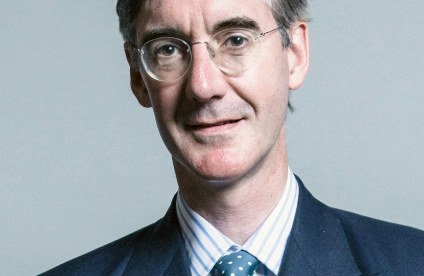 An Evening with The Honourable Jacob Rees-Mogg MP | Morley and Outwood